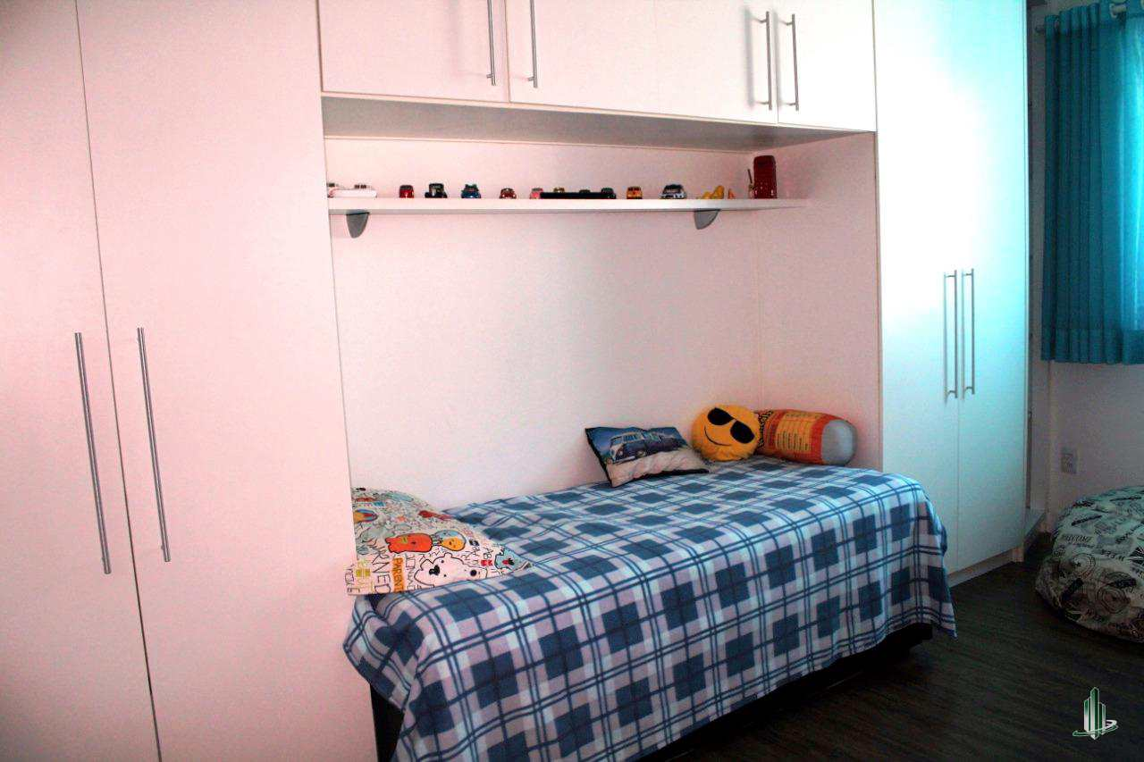 Apartamento com 3 dorms, Guilhermina, Praia Grande - R$ 490 mil, Cod: AP2732