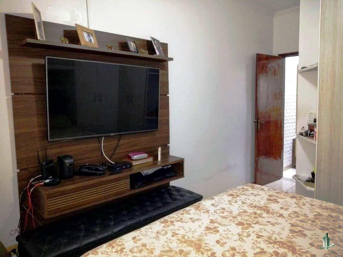 Casa com 2 dorms, Caiçara, Praia Grande - R$ 310 mil, Cod: CA1214