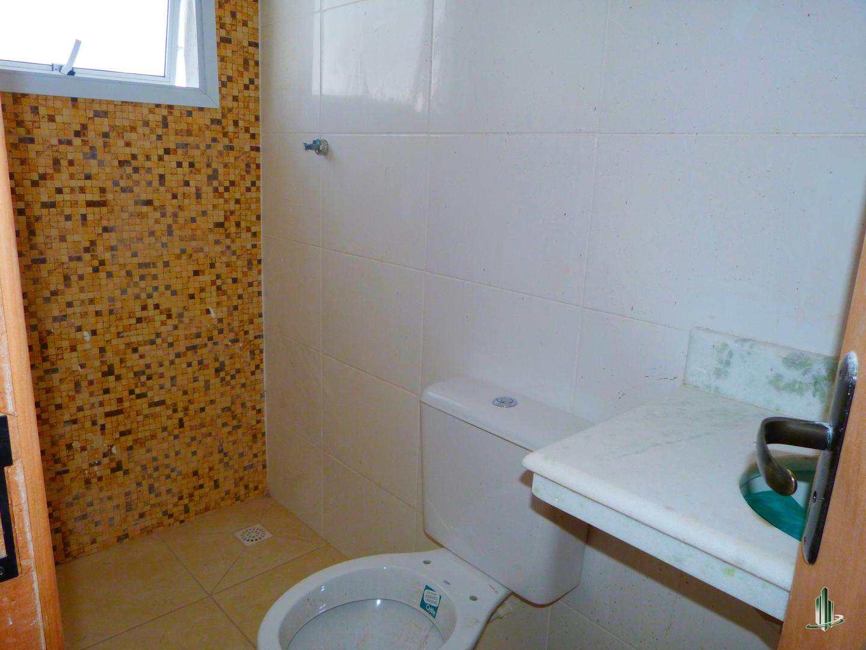 Sobrado de Condomínio com 2 dorms, Sítio do Campo, Praia Grande - R$ 260 mil, Cod: SO1211