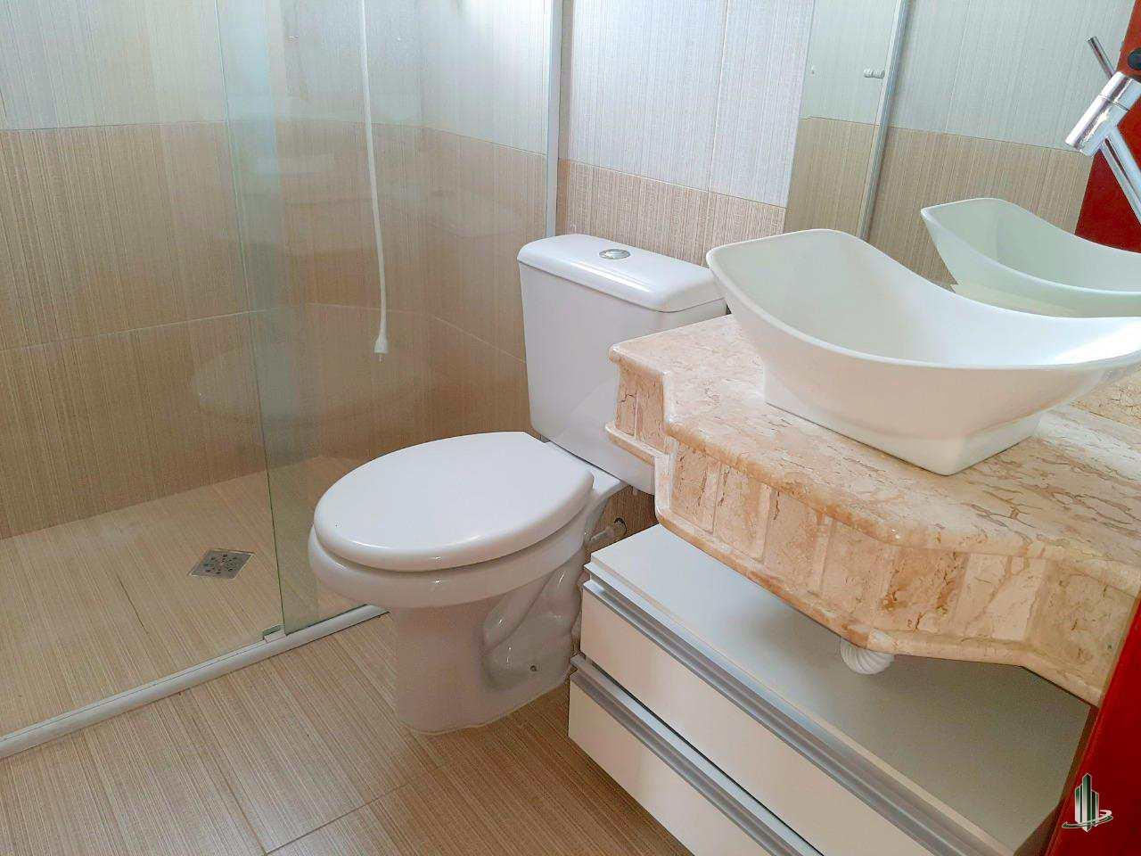 Apartamento com 2 dorms, Canto do Forte, Praia Grande - R$ 380 mil, Cod: AP