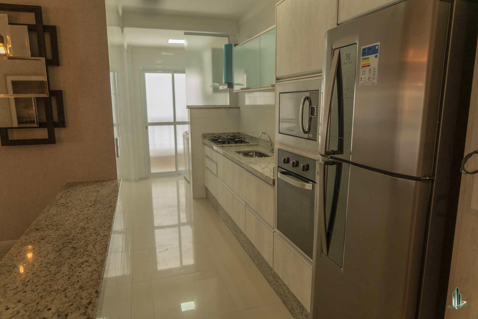 Apartamento Frente ao Mar, 2 dorms, Aviação, Praia Grande, SP