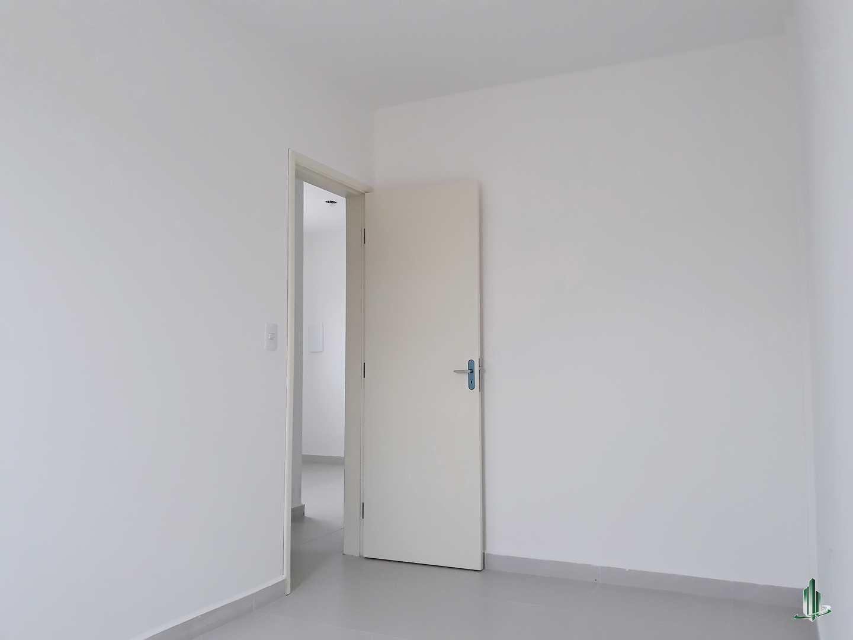 Casa de Condomínio com 2 dorms, Caiçara, Praia Grande - R$ 190 mil, Cod: CA1223