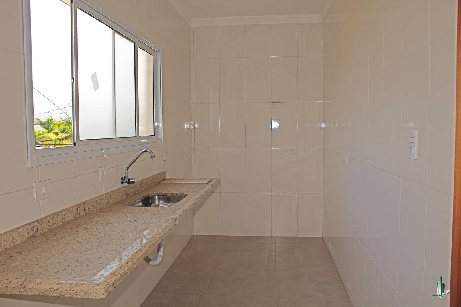 Casa de Condomínio com 2 dorms, Sítio do Campo, Praia Grande - R$ 250 mil, Cod: CA1227