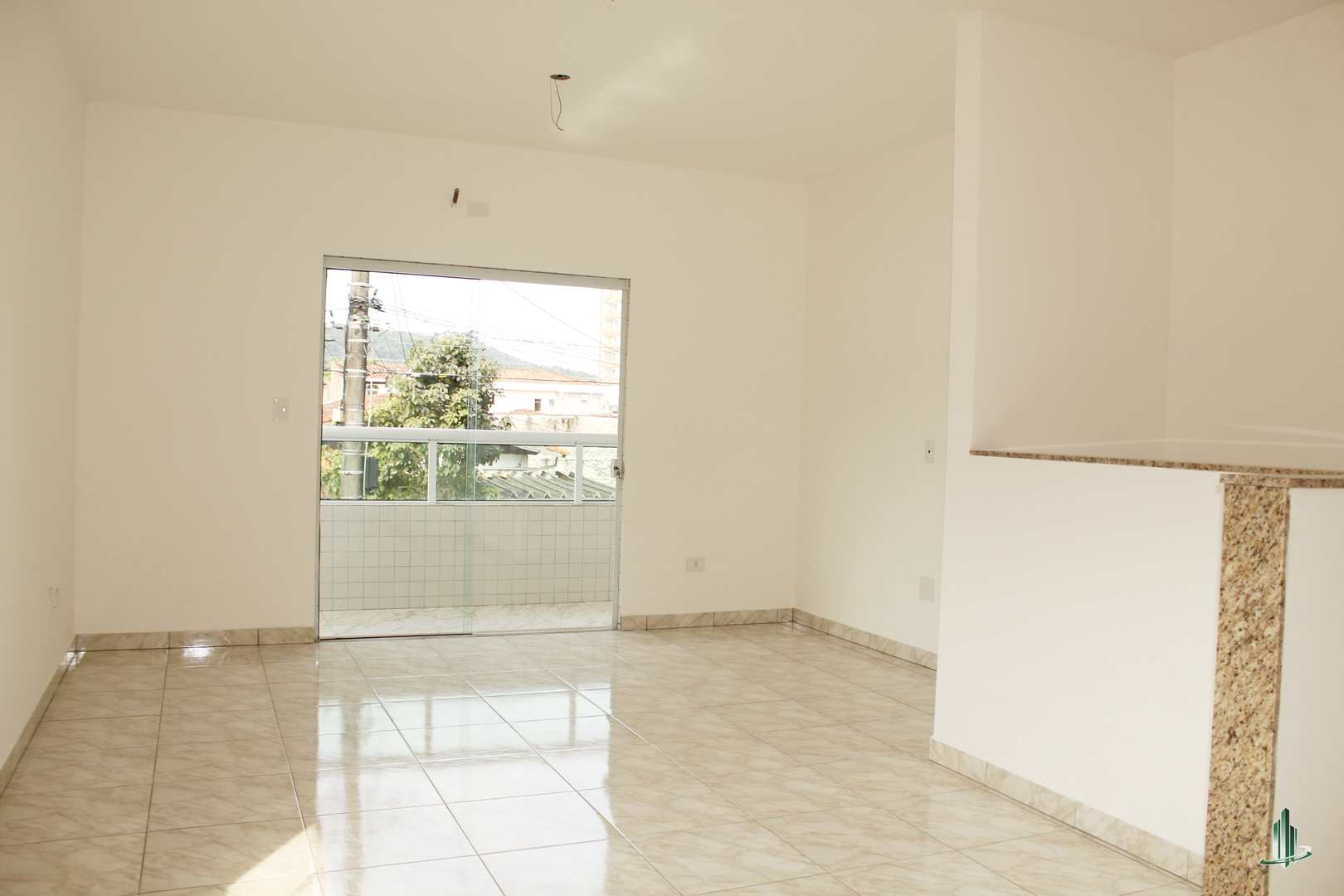 Casa de Condomínio com 2 dorms, Canto do Forte, Praia Grande - R$ 340 mil, Cod: CA1230