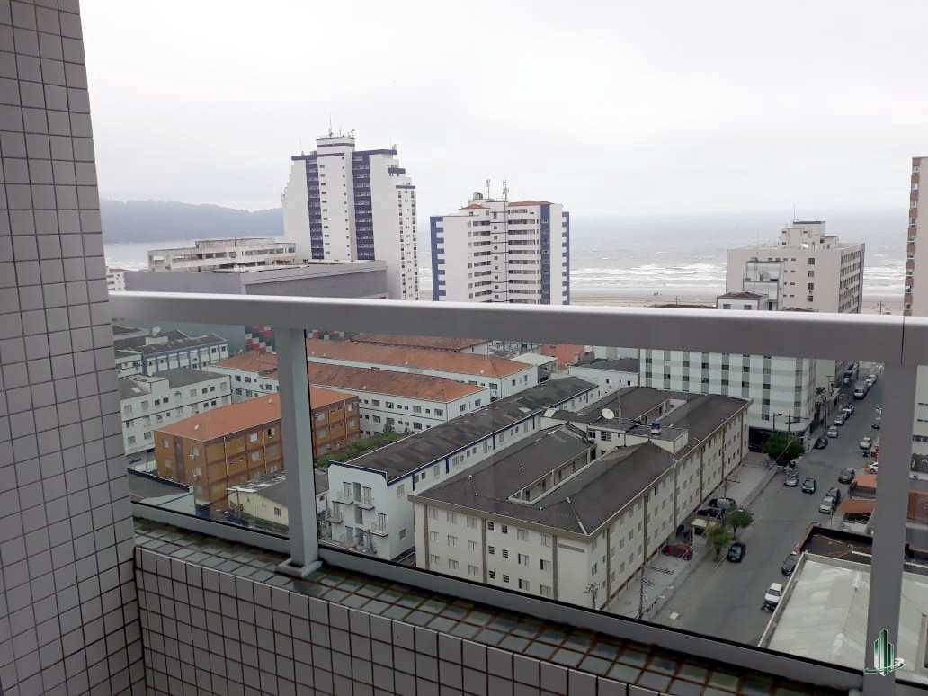 Apartamento com 2 dorms, Boqueirão, Praia Grande - R$ 450 mil, Cod: AP2800