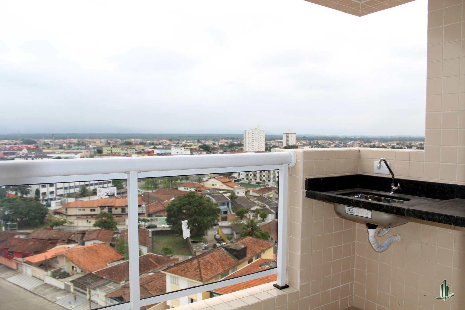Apartamento com 2 dorms, Guilhermina, Praia Grande - R$ 290 mil, Cod: AP2804