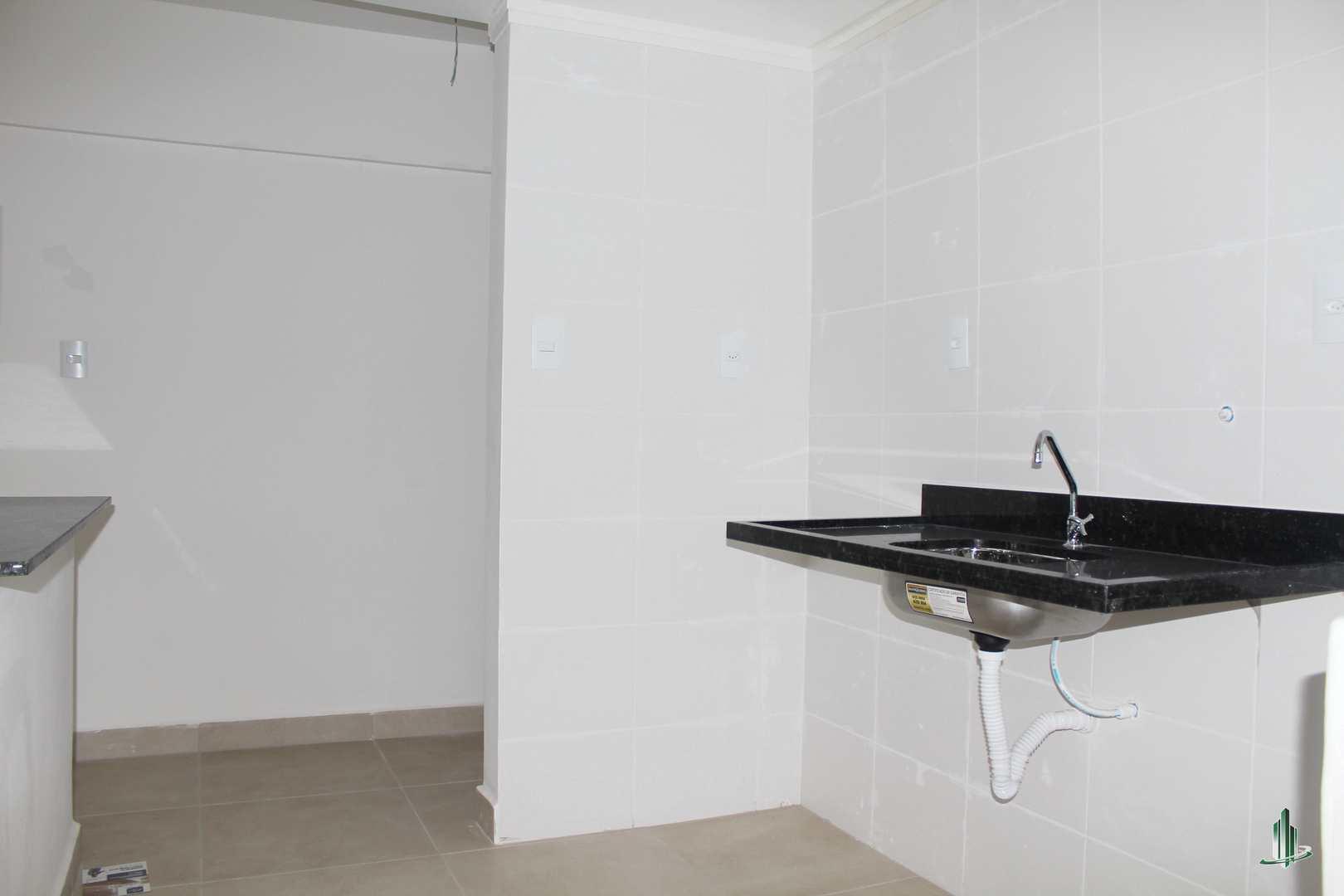 Apartamento com 2 dorms, Guilhermina, Praia Grande - R$ 309 mil, Cod: AP2804