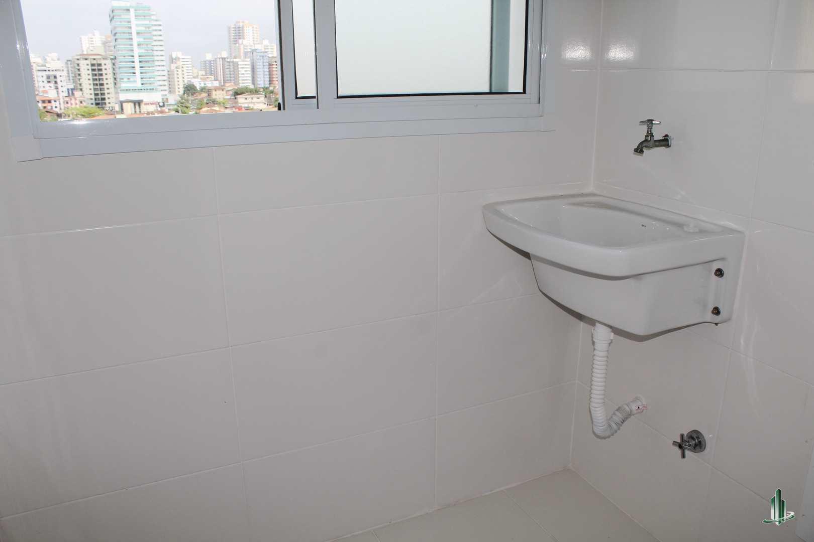 Apartamento com 2 dorms, Canto do Forte, Praia Grande - R$ 260 mil, Cod: AP2807