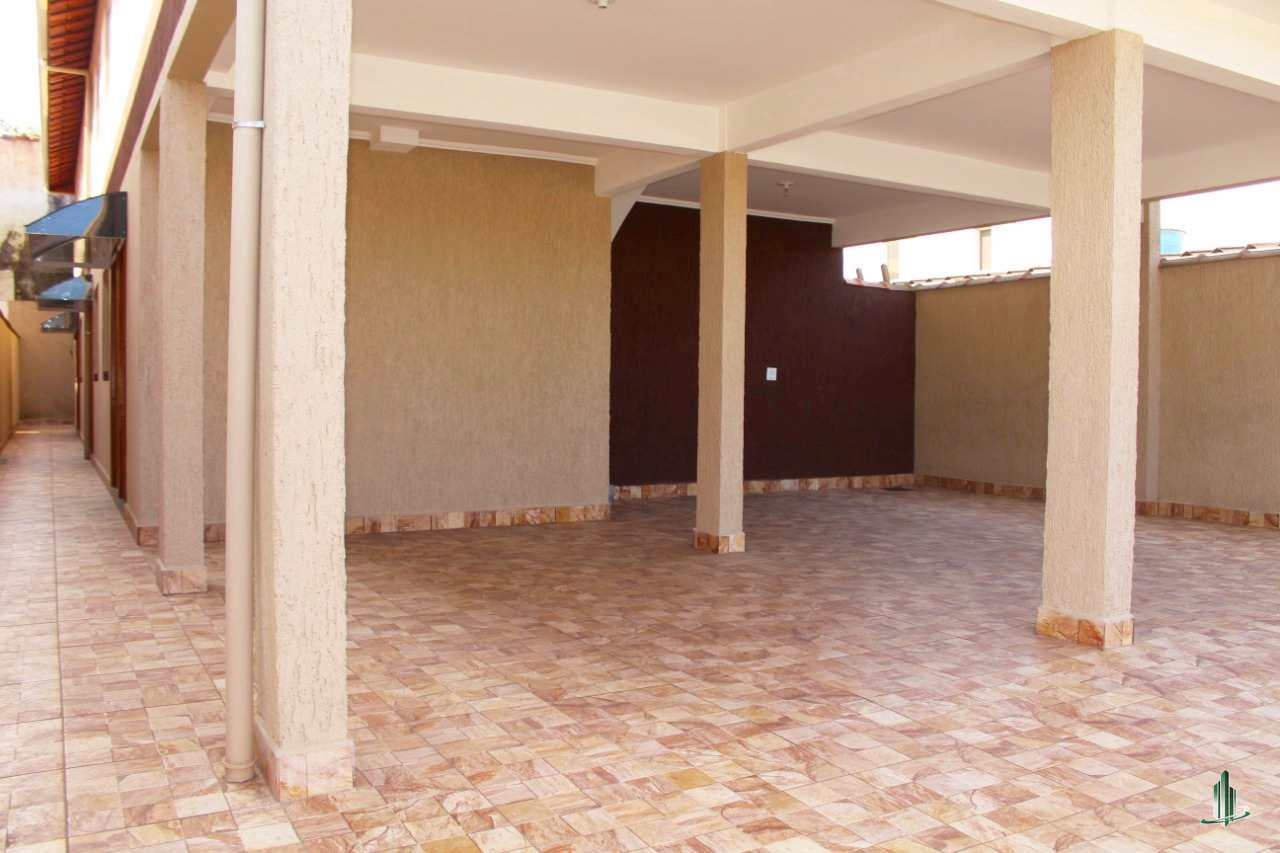 Sobrado de Condomínio com 2 dorms, Sítio do Campo, Praia Grande - R$ 200 mil, Cod: SO1230