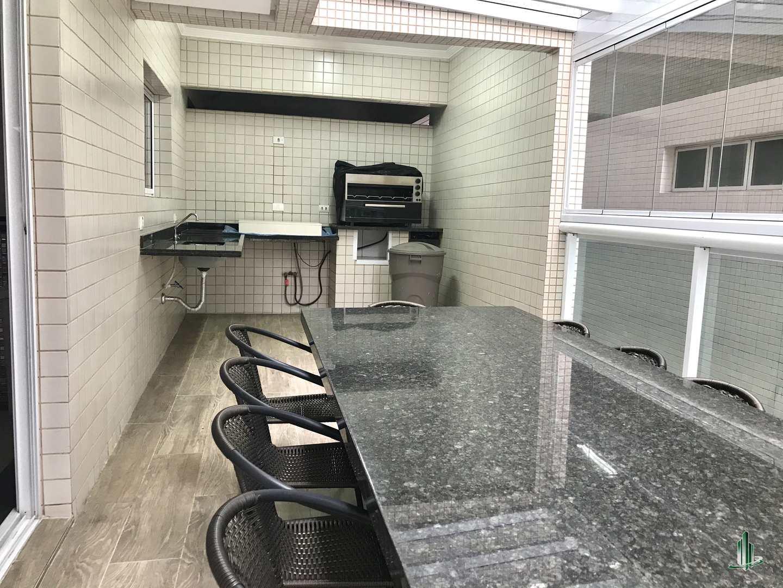 Apartamento com 3 dorms, Canto do Forte, Praia Grande - R$ 690 mil, Cod: AP2843