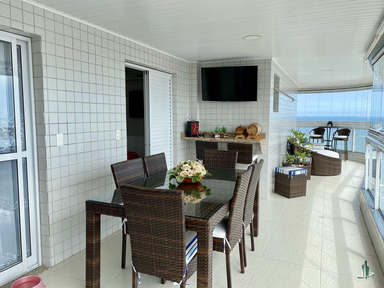 Apartamento com 3 dorms, Tupi, Praia Grande - R$ 954 mil, Cod: AP2847