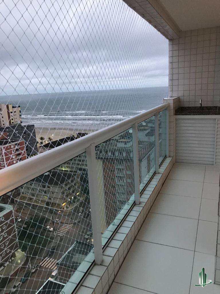 Apartamento Mobiliado, 2 dorms, 2 vagas, Tupi, Praia Grande, SP