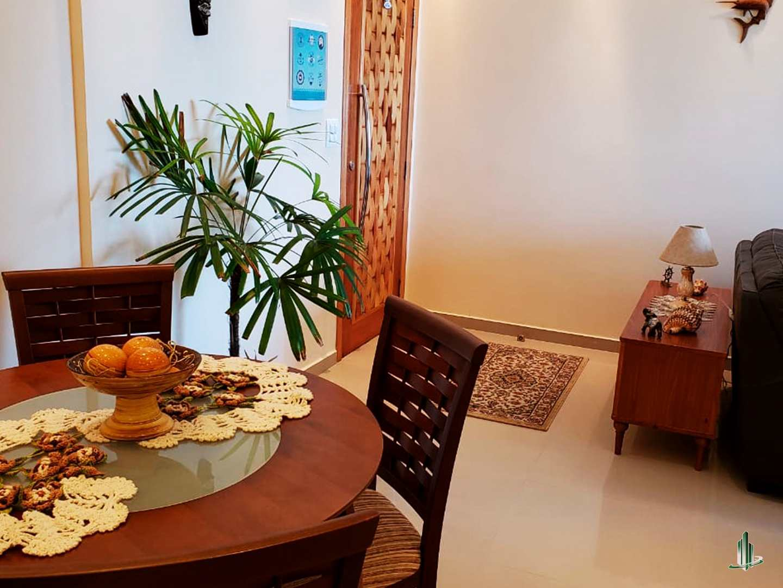 Apartamento Frente Mar, 3 dorms, Guilhermina, Praia Grande,SP