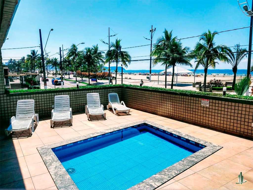 Apartamento com 3 dorms, Aviação, Praia Grande - R$ 585 mil, Cod: AP2882
