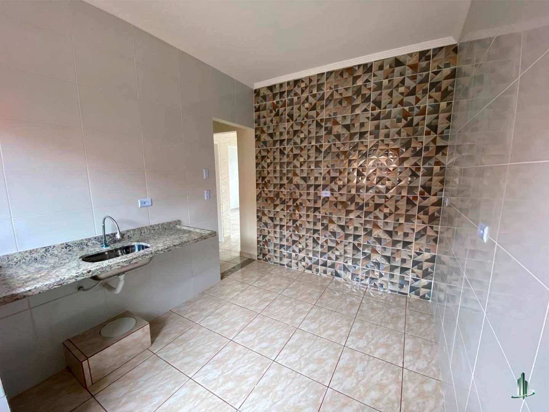 Sobrado de Condomínio com 2 dorms, Quietude, Praia Grande - R$ 175 mil, Cod: SO1242