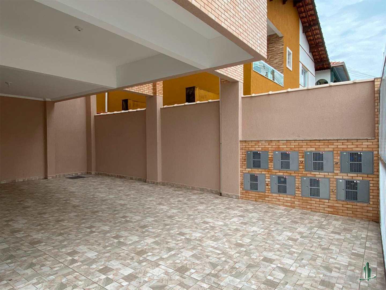 Casa de Condomínio com 2 dorms, Quietude, Praia Grande - R$ 185 mil, Cod: SO1243