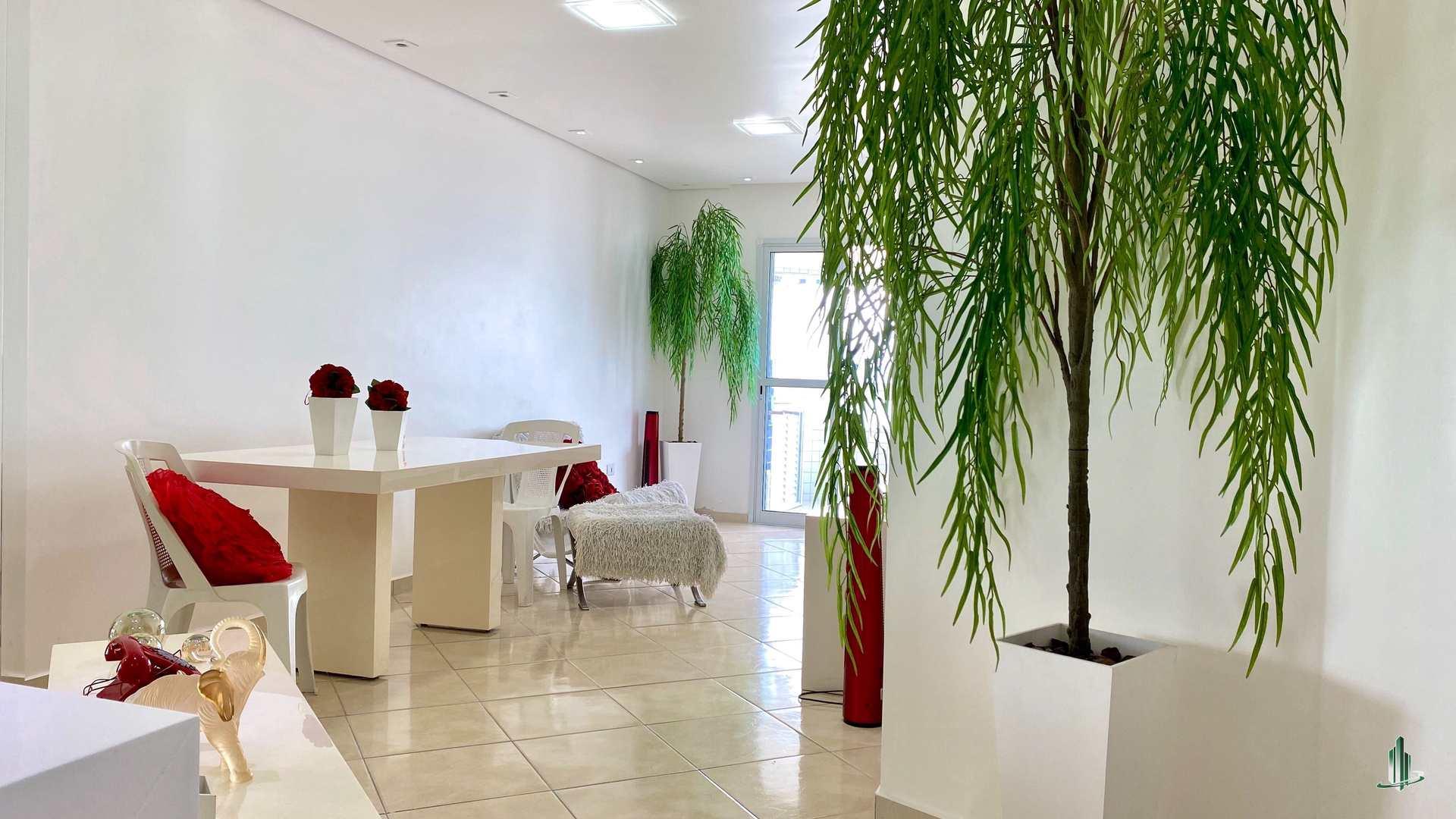 Apartamento, 3 dormitórios, Balneário Maracanã, Praia Grande,SP