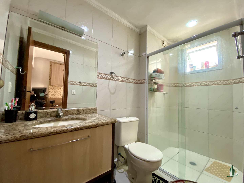 Apartamento com 3 dorms, Guilhermina, Praia Grande - R$ 499 mil, Cod: AP2897