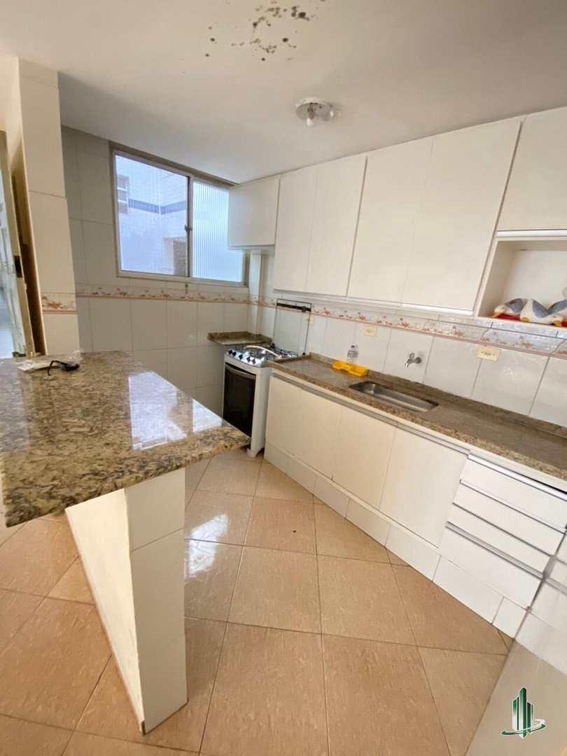 Apartamento com 2 dorms, Guilhermina, Praia Grande - R$ 180 mil, Cod: AP2902