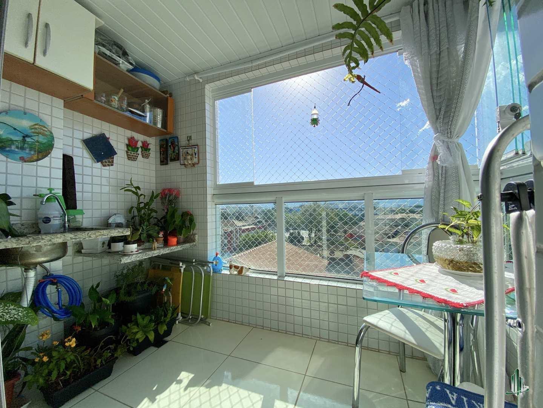 Apartamento com 1 dorm, Guilhermina, Praia Grande - R$ 210 mil, Cod: AP2903