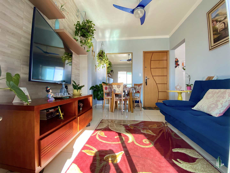 Apartamento com 1 dorm, Guilhermina, Praia Grande - R$ 140 mil, Cod: AP2903