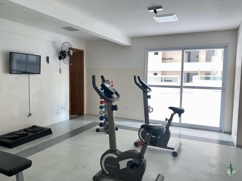 Apartamento com 1 dorm, Ocian, Praia Grande - R$ 195 mil, Cod: AP2904