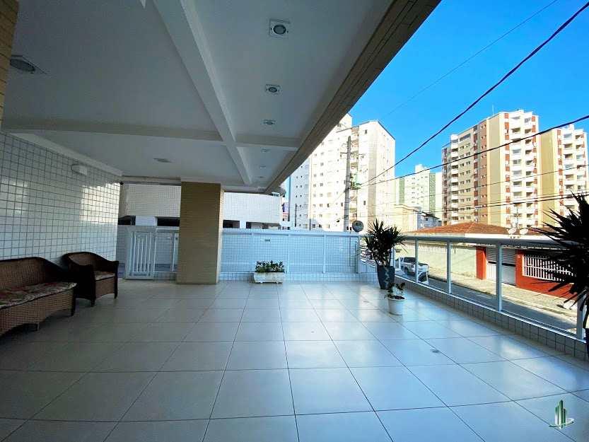 Apartamento com 2 dorms, Guilhermina, Praia Grande - R$ 297 mil, Cod: AP2926
