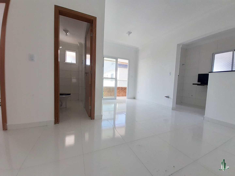 Apartamento com 2 dorms, Guilhermina, Praia Grande - R$ 480 mil, Cod: AP2932