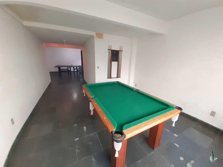 Apartamento com 1 dorm, Guilhermina, Praia Grande, Cod: AP2934L