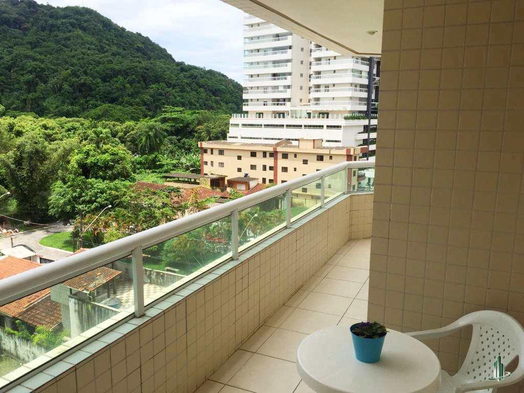 Apartamento com 2 dorms, Canto do Forte, Praia Grande - R$ 297 mil, Cod: AP2940