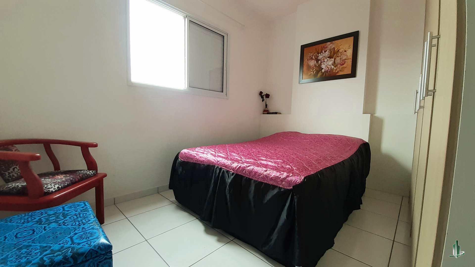 Apartamento com 2 dorms, Guilhermina, Praia Grande - R$ 295 mil, Cod: AP2959