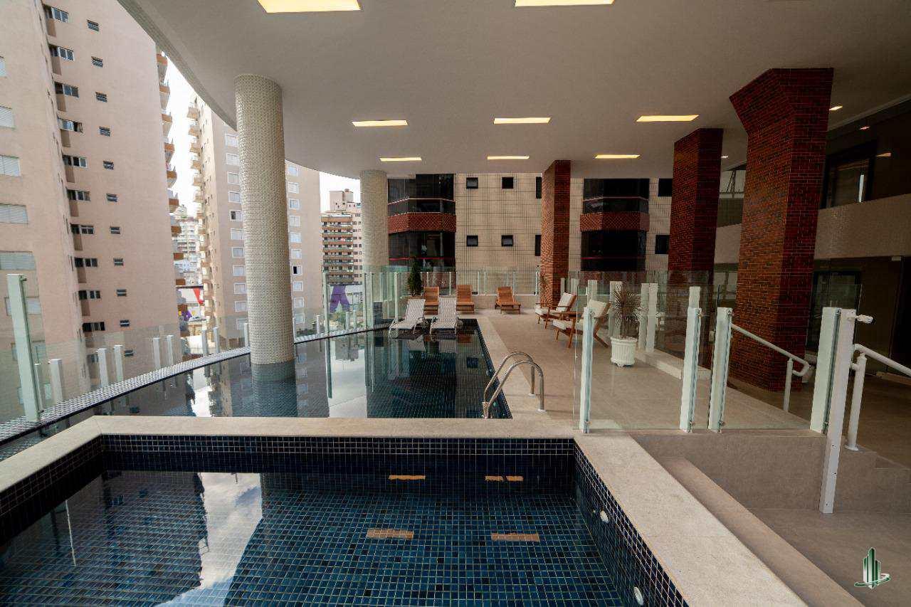 Apartamento com 2 dorms, Guilhermina, Praia Grande - R$ 539 mil, Cod: AP2976