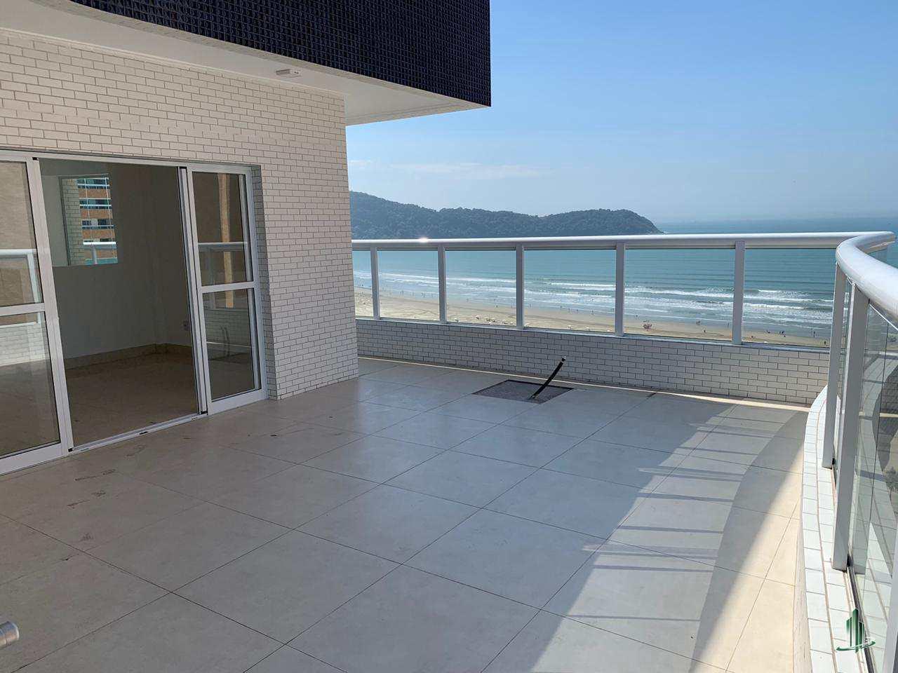 Cobertura com 3 dorms, Guilhermina, Praia Grande - R$ 1.27 mi, Cod: CO1023