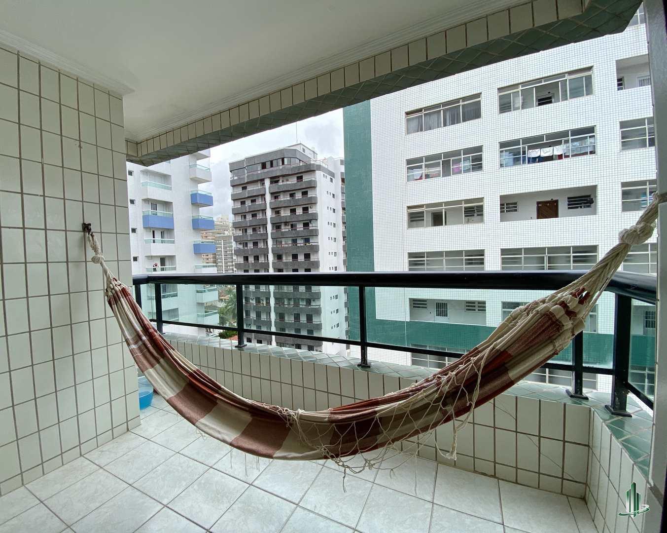 Apartamento com 3 dorms, Guilhermina, Praia Grande - R$ 380 mil, Cod: AP2980