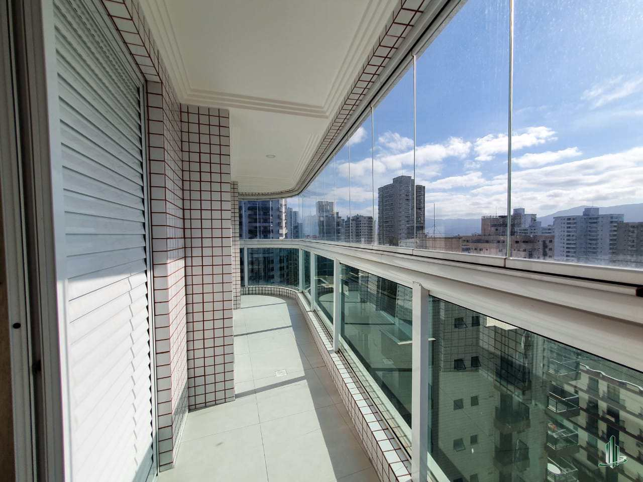 Apartamento com 2 dorms, Aviação, Praia Grande - R$ 420 mil, Cod: AP2988