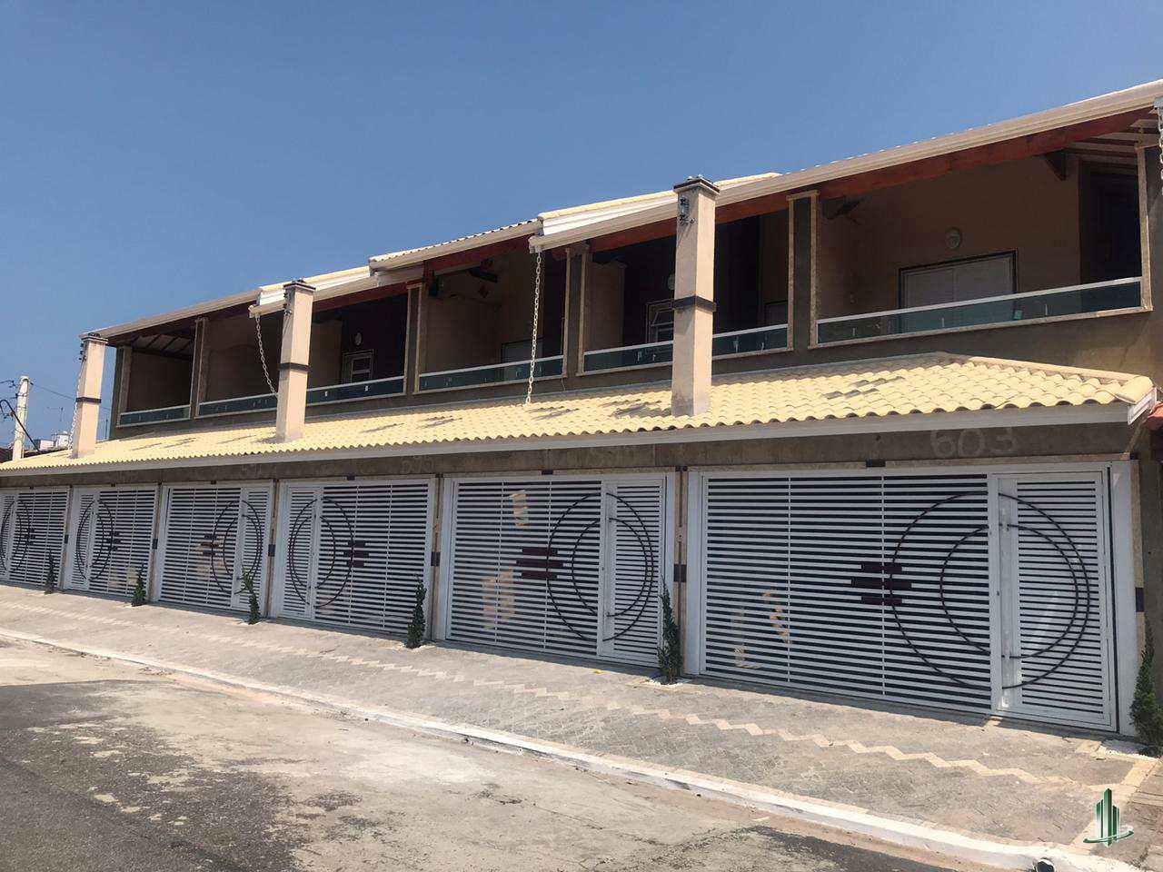 Sobrado com 2 dorms, Caiçara, Praia Grande - R$ 468 mil, Cod: SO1269