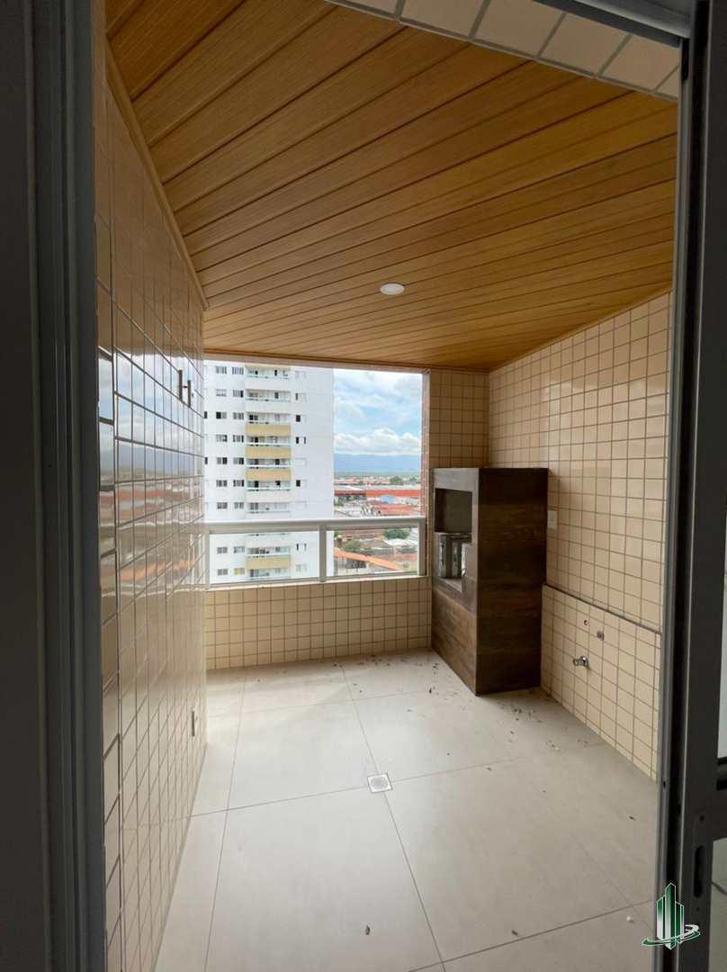 Apartamento com 1 dorm, Guilhermina, Praia Grande - R$ 285 mil, Cod: AP2996