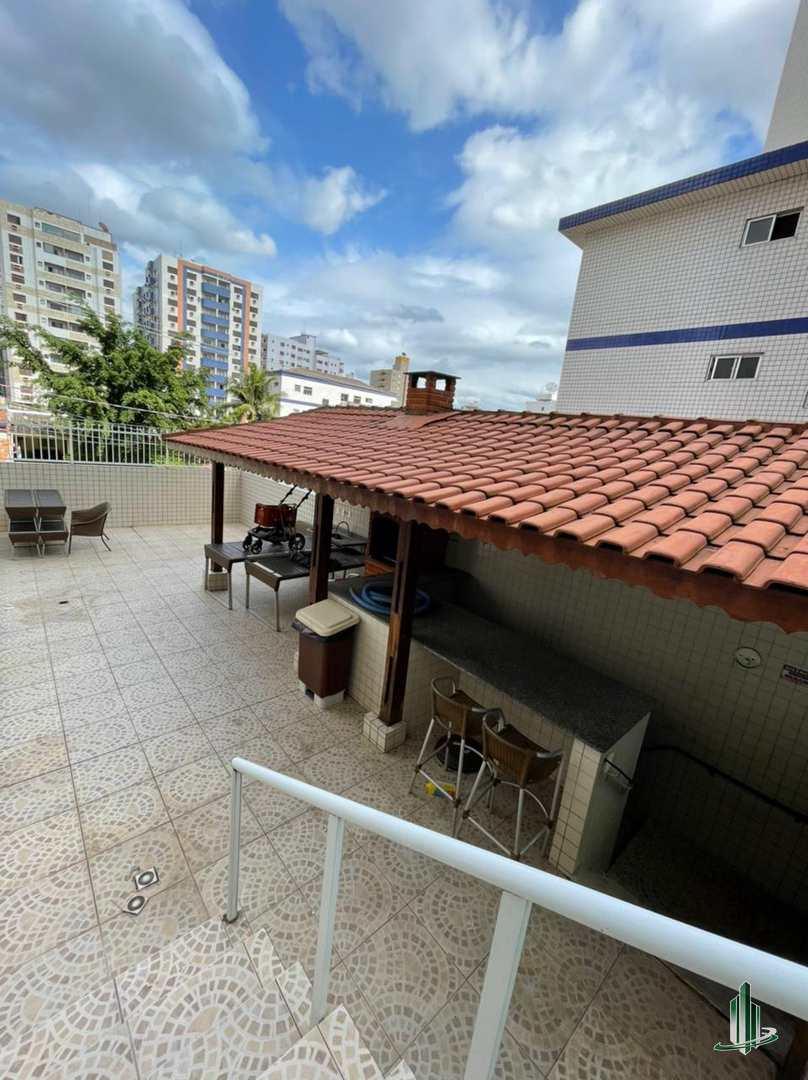 Apartamento com 2 dorms, Tupi, Praia Grande - R$ 325 mil, Cod: AP2999