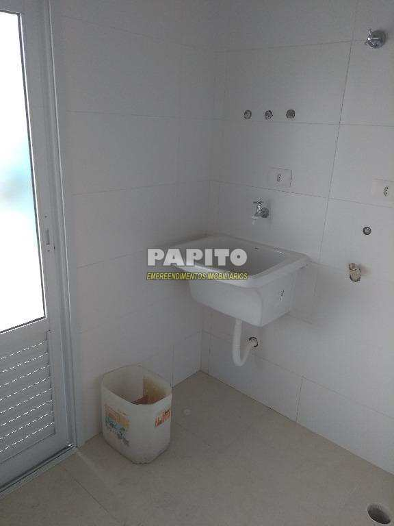 Apartamento residencial à venda, Guilhermina, Praia Grande.
