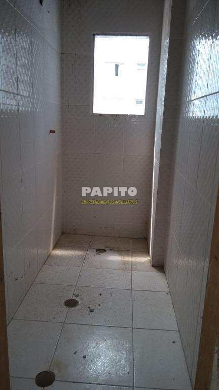 Apartamento com 1 dorm, Caiçara, Praia Grande - R$ 210 mil, Cod: 56571857