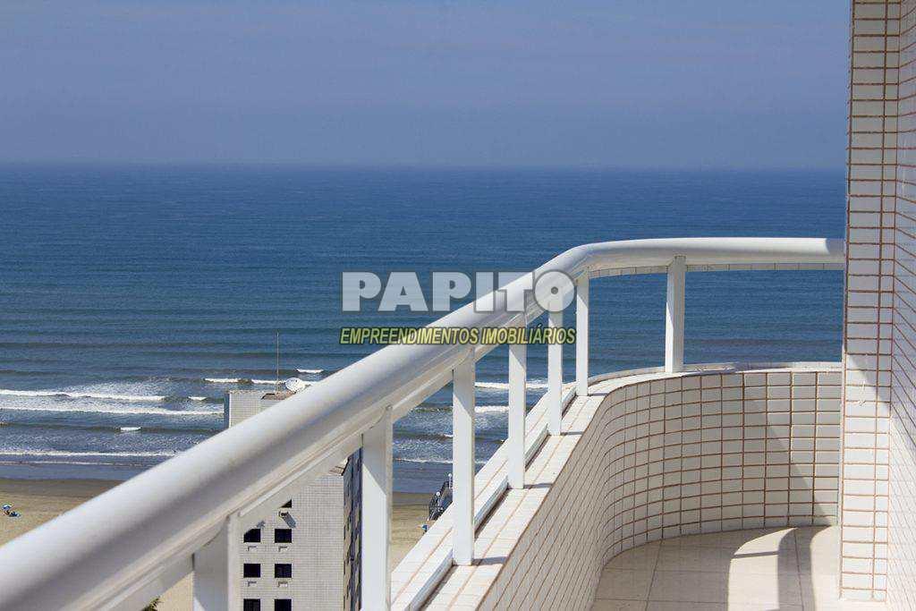 Apartamento residencial à venda, Vila Tupi, Praia Grande.