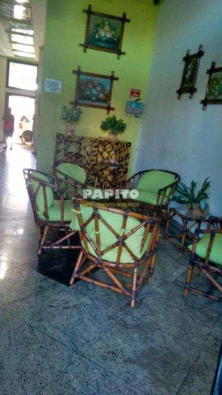 Kitnet residencial à venda, Cidade Ocian, Praia Grande - AP0632.