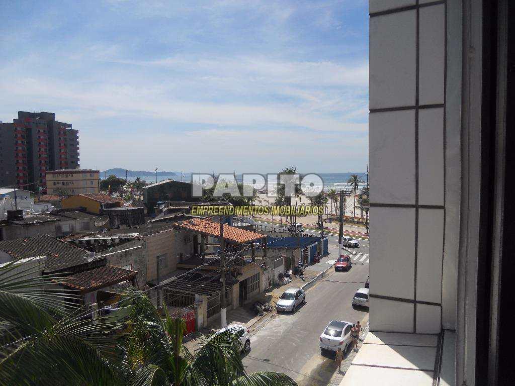 Kitnet residencial à venda, Vila Mirim, Praia Grande.