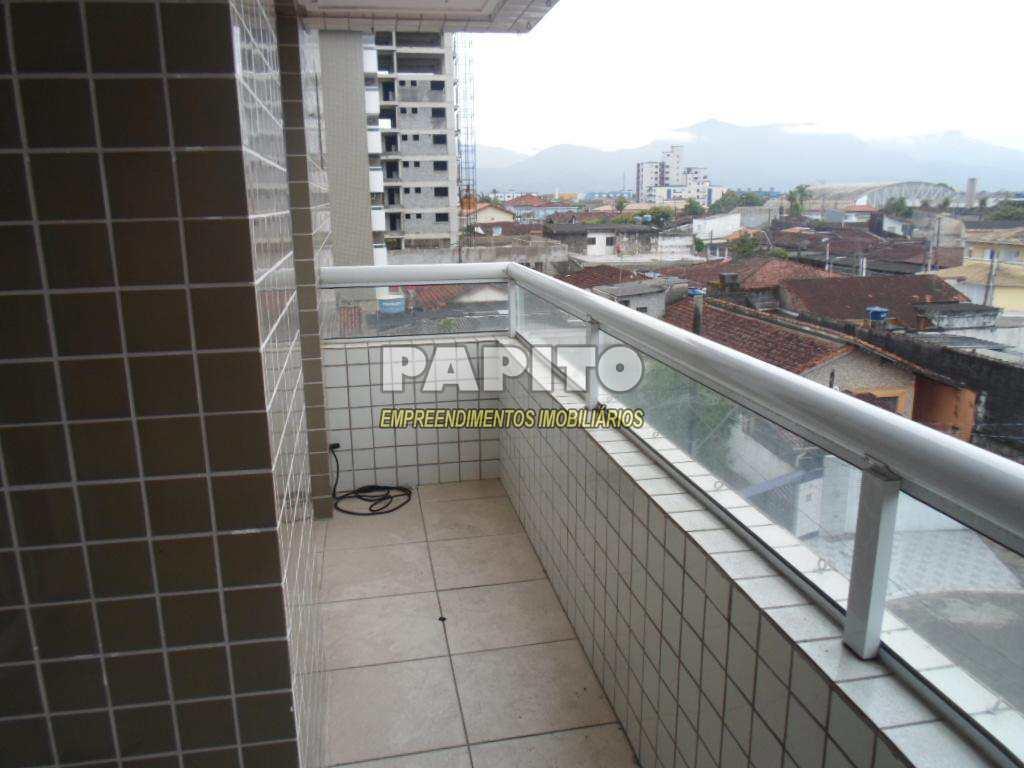 Apartamento  residencial à venda, Vila Mirim, Praia Grande.