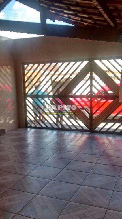 Casa com 2 dorms, Vila Mirim, Praia Grande - R$ 250 mil, Cod: 53871762