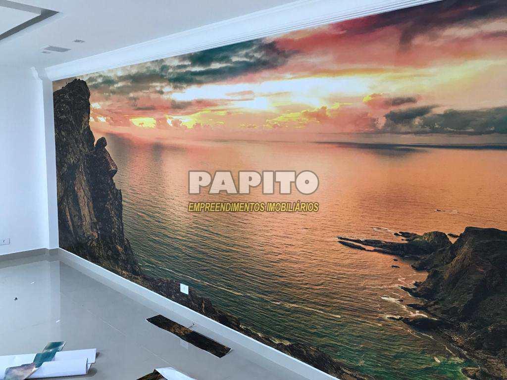 Apartamento com 2 dorms, Canto do Forte, Praia Grande - R$ 420 mil, Cod: 60011035