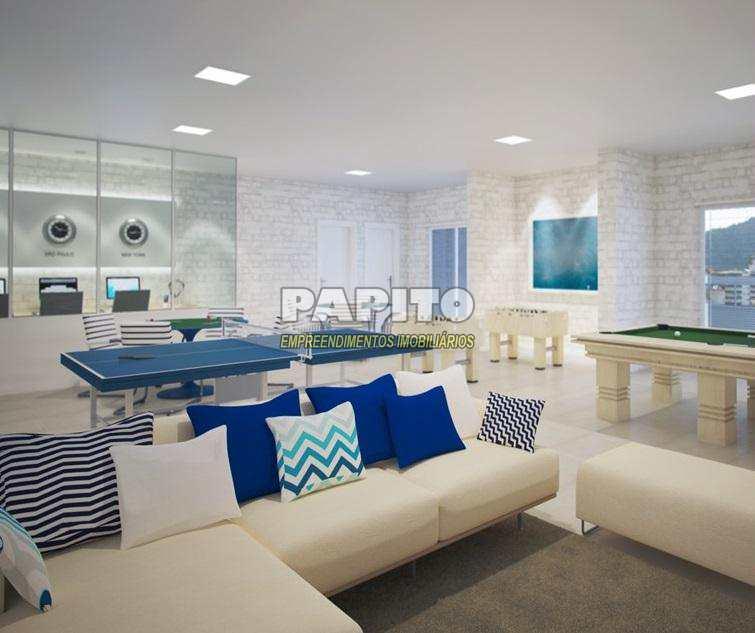 Apartamento com 3 dorms, Guilhermina, Praia Grande - R$ 634 mil, Cod: 60011042