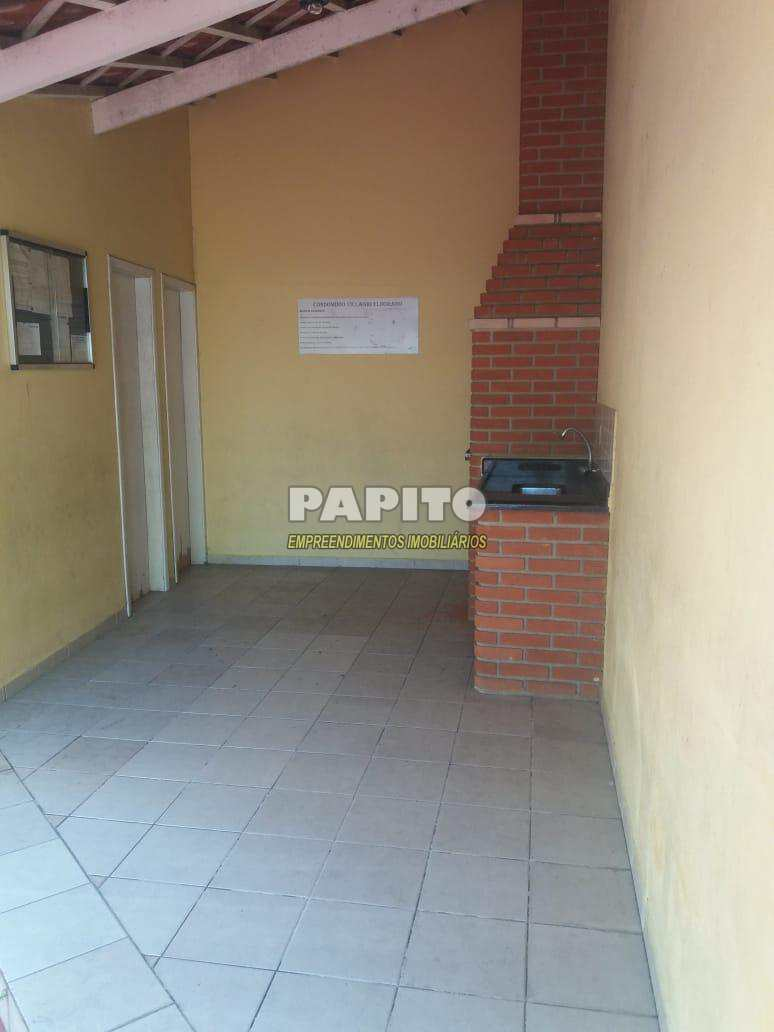 Sobrado de Condomínio com 2 dorms, Tupi, Praia Grande - R$ 200 mil, Cod: 60011077