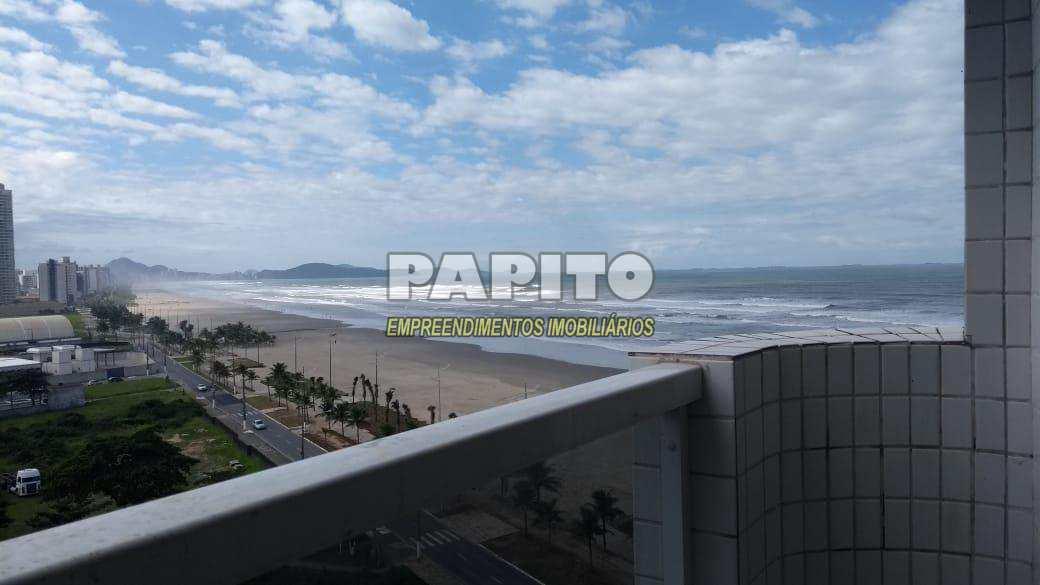 Apartamento com 2 dorms, Flórida, Praia Grande - R$ 330 mil, Cod: 60011100