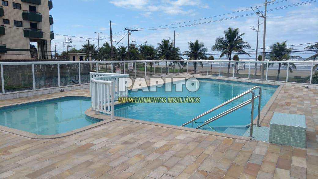 Apartamento com 2 dorms, Maracanã, Praia Grande - R$ 430 mil, Cod: 60011101